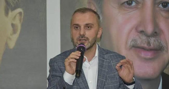 AK Parti teşkilatlarında görev değişimi! Erkan Kandemir açıkladı