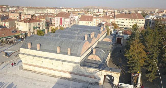 Osmanlı'da hac yolcularının Konya'daki uğrak yeri: Rüstem Paşa Kervansarayı