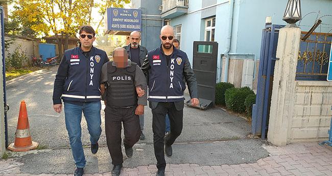 Konya'da 9 yıl önce kaybolan kadını kuzeni öldürmüş! 13 dakikada itiraf etti