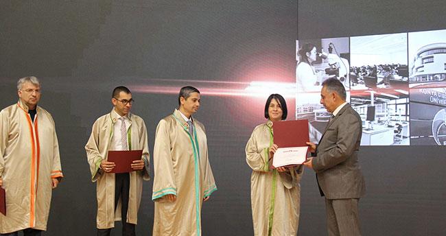 Konya Gıda ve Tarım Üniversitesi'inde akademik yıl açılışı