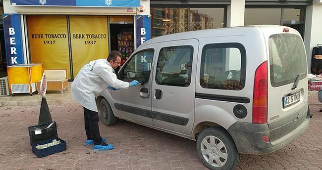 Kooperatif başkanına hırsız şoku! Konya'da araçta bırakılan 50 bin lira çalındı!