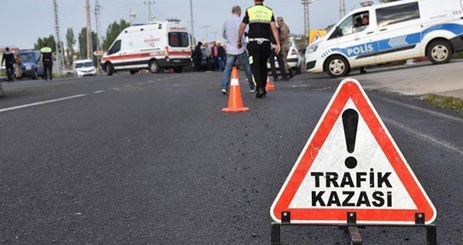 Konya İŞKUR, Milli Eğitim ve Ticaret Müdürlerinin bulunduğu araç kaza yaptı!