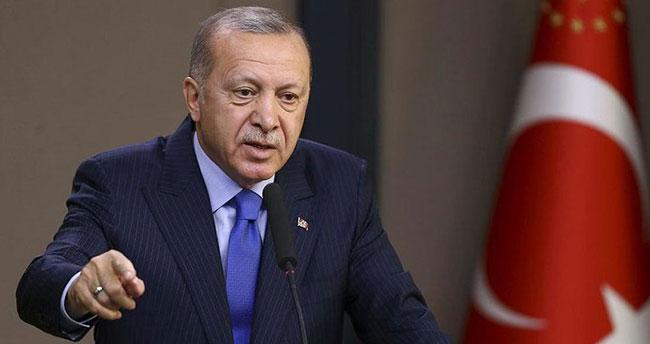 Cumhurbaşkanı Erdoğan'dan KKTC paylaşımı