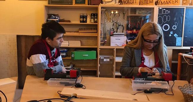 Milletvekili Esin Kara'dan özel öğrencilere ziyaret