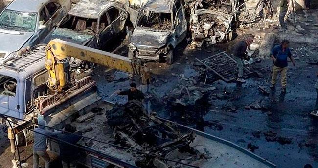 Suriye'nin kuzeyinde bombalı terör saldırısı: 18 ölü