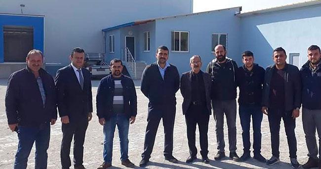 Konya Beyşehir'de yeni yaptırılan mezbahane hizmete girdi