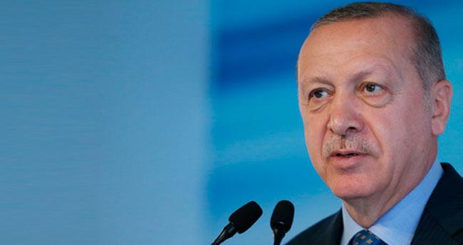 Cumhurbaşkanı Erdoğan'dan EYT ile ilgili açıklama