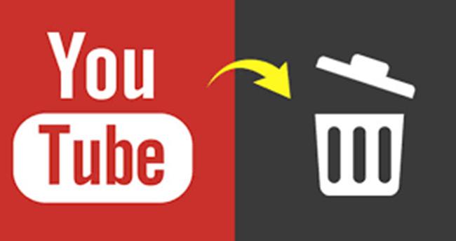 YouTube tarih verdi! O hesaplar silinecek