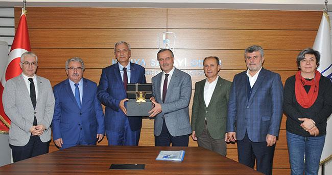 """KSO ile KGTÜ """"Eğitim İşbirliği Protokolü"""" imzaladı"""