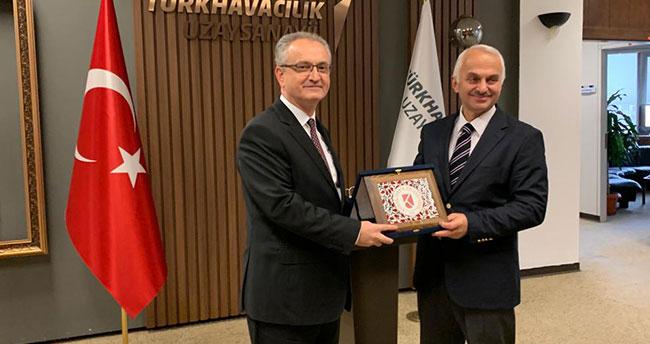 Konya Teknik Üniversitesi ile TUSAŞ arasında işbirliği protokolü imzalandı