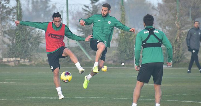 Konyaspor'da Beşiktaş maçı öncesi şok! Ali Çamdalı 1 hafta yok