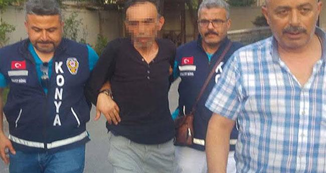 Konya'da öğretmen ve kız kardeşini öldüren sanık hakim karşısında