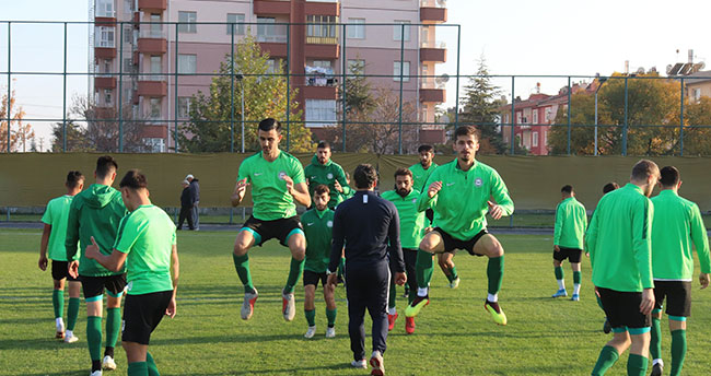 1922 Konyaspor'da hedef 4 maçta 7 puan