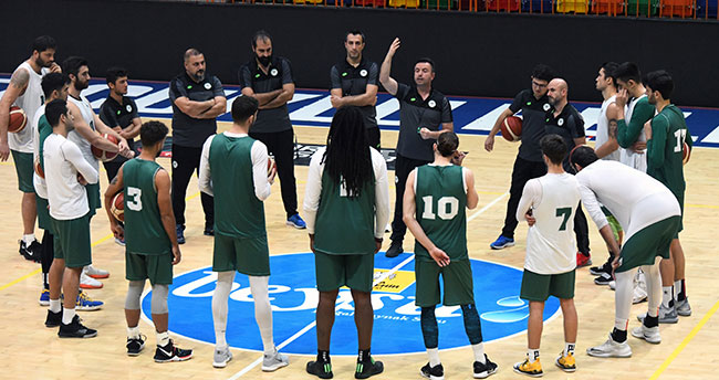 Konya Basket Balıkesir'de