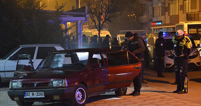 Karaman'da dehşet! Alkol aldığı arkadaşının boğazını keserek öldürdü