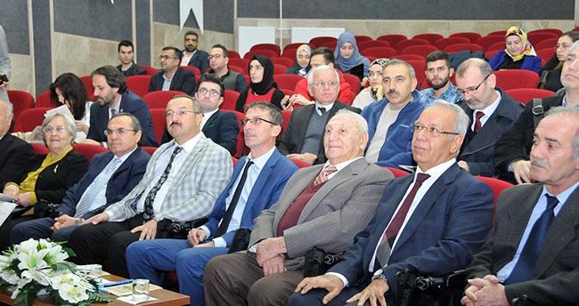 Konya'da Selçuklu Dönemi Sarayları ve Köşkleri Sempozyumu yapıldı