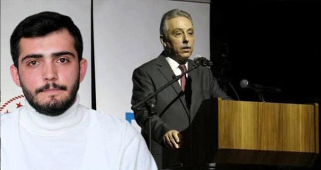 Konya Valisi'nin oturuşunu beğenmediği muhabir konuştu: Makamına giderek özür diledik