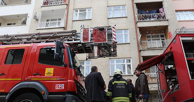 Konya'da korku dolu anlar! Patlama ihbarı ekipleri harekete geçirdi