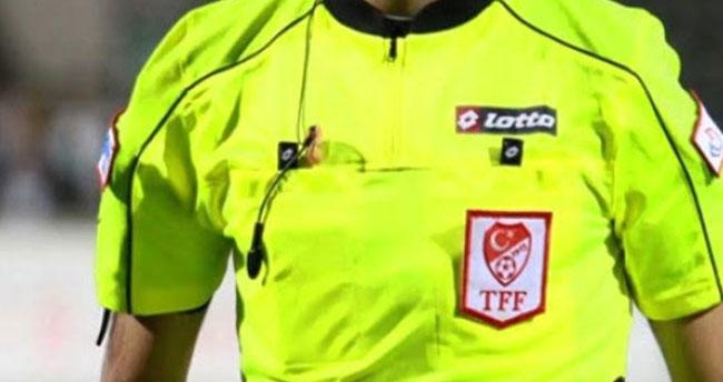 Konyaspor-Rizespor maçının hakemi Halis Özkahya!