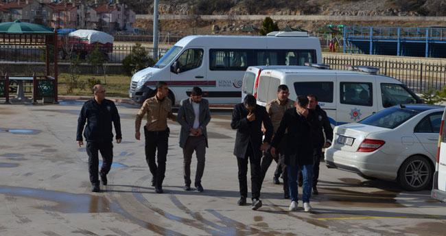 Konya'da esnafı dolandıran şüpheli tutuklandı