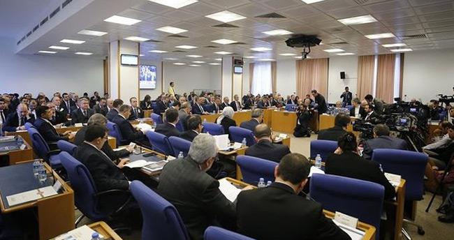 2020 Yılı Merkezi Yönetim Bütçe Kanun Teklifi kabul edildi