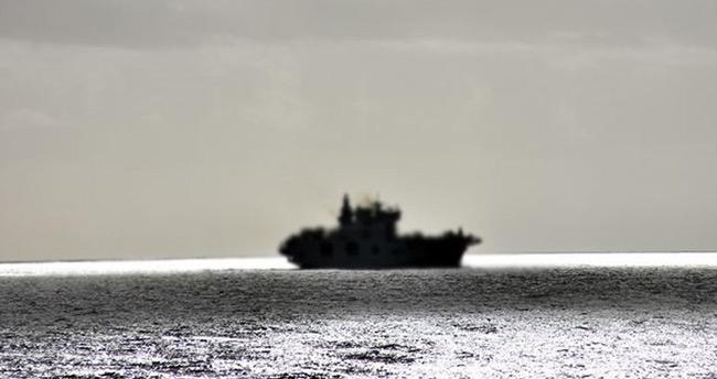 Kıbrıs Rum yönetiminin denize bıraktığı mühimmat güvenliği tehdit ediyor