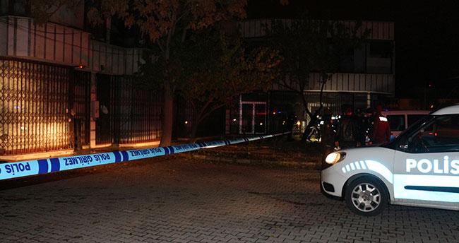 Konya'da bıçaklı kavga: 1 kişi yaralandı
