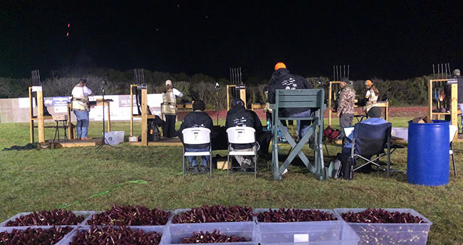 Huğlu tüfeği, ABD'deki yarışmada kırdığı rekorla Guiness Rekorlar Kitabı'na girdi