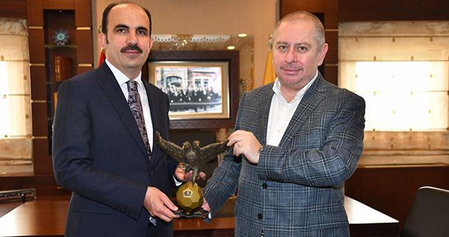 Başkan Altay güveniyor