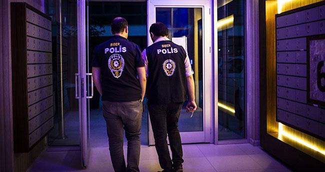 9 ilde FETÖ'nün hücre evlerine operasyon: 36 gözaltı
