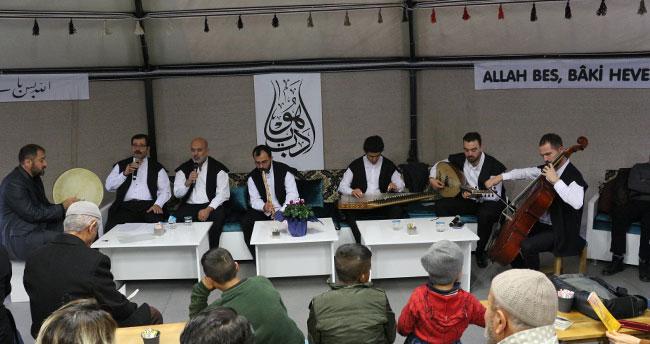 Mevlana'nın 746. Vuslat Yıl Dönümü Uluslararası Anma Törenleri'nde arb-ı Esma Musiki Topluluğu konseri