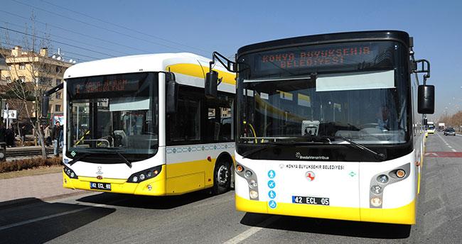 Konya Büyükşehir Belediyesi, otobüs şoförü alımı yapacak! Son gün 13 Aralık…