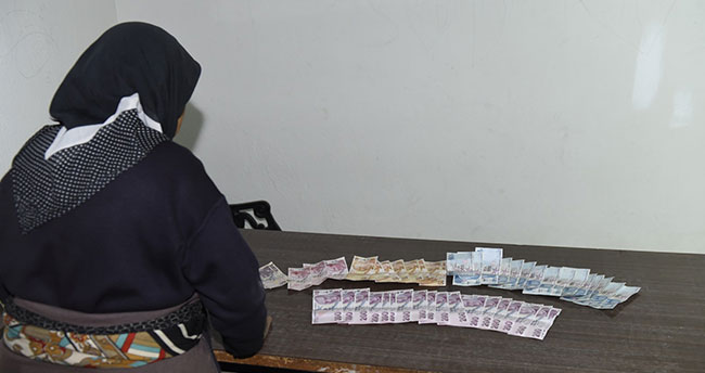 Konya'da zabıta dilenci avına çıktı! Üzerinden çıkan para…