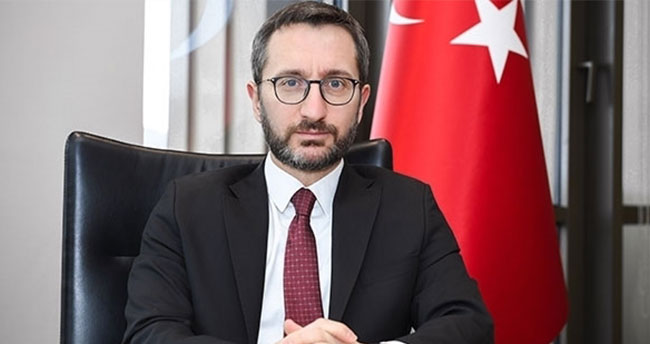 Fahrettin Altun'dan 'Orhan Pamuk' açıklaması