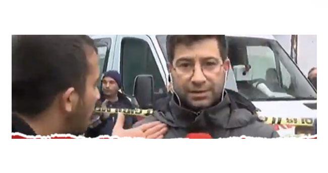 Konya Gazeteciler Cemiyeti, canlı yayın yapan muhabirin saldırıya uğramasını kınadı