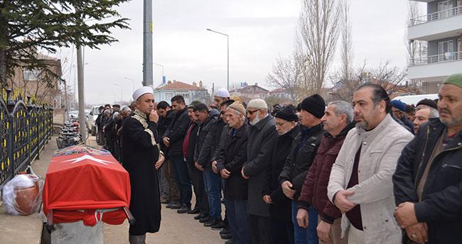 Hollanda'da öldürülen kadının cenazesi Konya'da toprağa verildi