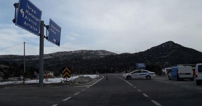 Konya'da bu yolu kullanacaklar dikkat!