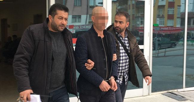 Konya'da uyuşturucu bağımlısı, yoldan geçen Suriyeliyi bıçakladı