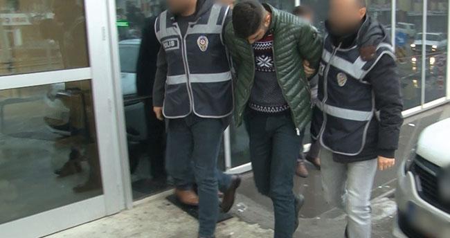 Konya'da 3 öğrenciyi gasbedip, birini bıçakladı, yakalanınca 'hatırlamıyorum' dedi