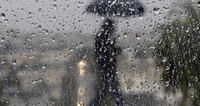 Konya için yağış uyarısı! Etkili geliyor…