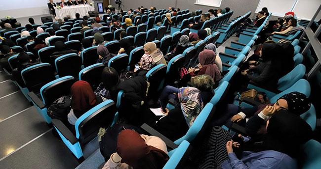 KTO Karatay Üniversitesinde Şeb-i Arus kapsamında sempozyum