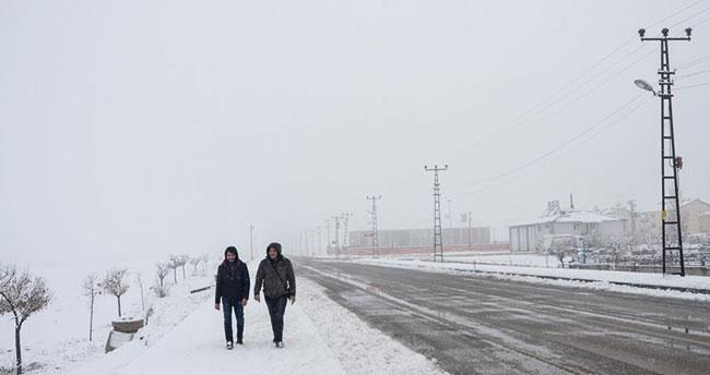 Doğuda soğuk hava etkili oluyor