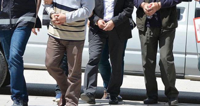 Konya merkezli 5 ilde FETÖ operasyonu: 5 gözaltı