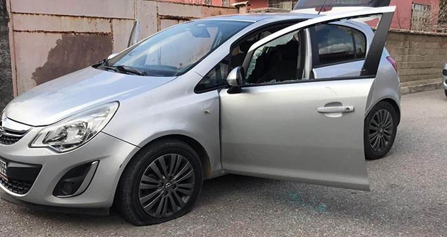 Konya'da polisten kaçan hırsızlık şüphelisi evine gidince yakalandı