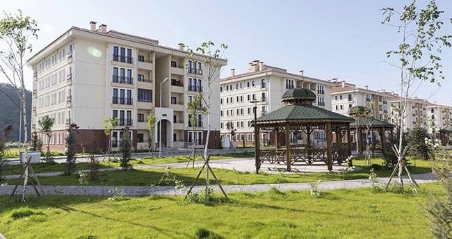 Konya'da yeni sosyal konutların inşa edileceği yerler belirlendi