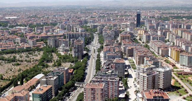 Konya'da Kasım ayında 3 bin 643 konut satıldı