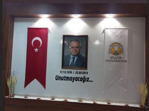 Karapınar MYO Müdürü Öğretim Görevlisi Durmuş Ali Ceylan Anıldı
