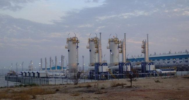 Türkiye'yi dışa bağımlılıktan kurtaracak! Tuz Gölü Doğalgaz Depolama Tesisi'nde çalışmalar sürüyor