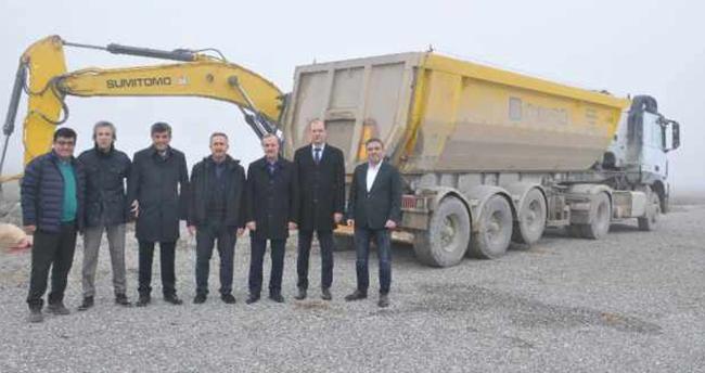 Aselsan Konya Silah Sistemleri Fabrikasında inşaat yapım süreci devam ediyor