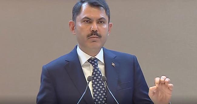 Çevre ve Şehircilik Bakanı Kurum: İstanbul'un su kaybı yaşayacağı iddiası tamamıyla gerçek dışıdır